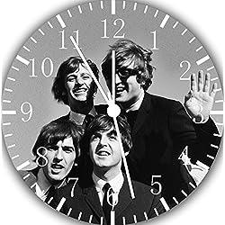 The Beatles Borderless Frameless Wall Clock E93 Nice For Decor Or Gifts