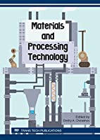 Materials and Processing Technology Front Cover