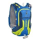 CamelBak Ultra 10 Hydration Vest, Electric Blue/Lime Punch