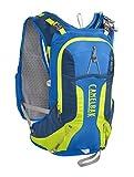 Cheap CamelBak 2016 Ultra 10 Hydration Vest, Electric Blue/Lime Punch