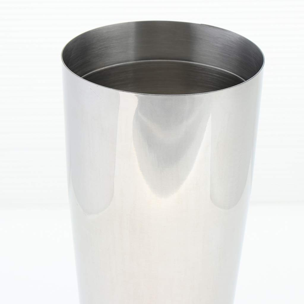SM SunniMix Professionelles Cocktailmixer Becher Cocktail Shaker Shakerset Helles Silber Feinspiegel Polieroberfl/äche Leicht zu Reinigen