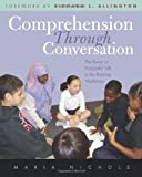 Comprehension Through Conversation, Maria Nichols, 0325007934