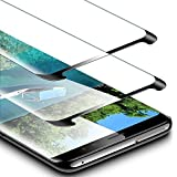 Galaxy S9 Screen Protector, SUMOON-[3D Curved][Bubble-Free][HD-Clear][Anti-Scratch][Anti-Glare][Anti-Fingerprint] Premium Tempered Glass Screen Protector for Samsung Galaxy S9 (2 Pack)