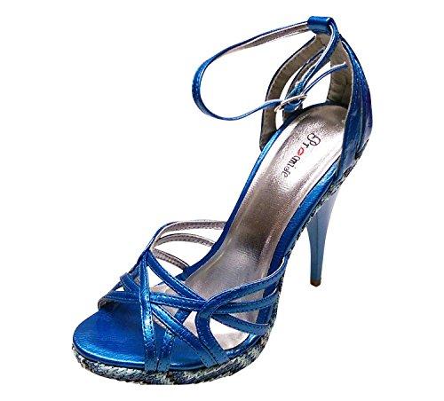 SGP sandalette Fernanda Azul azul - azul