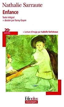 Enfance Nathalie Sarraute Babelio