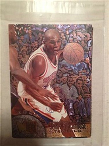 1995-96 Fleer Metal Philadelphia 76ers Team Set 8 Cards Jerry Stackhouse RC Coleman Weatherspoon