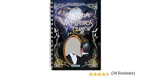 Agenda escolar permanente vampiros y terror Agenda De ...