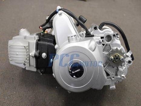 Amazon com: 110cc Engine Motor Auto Elec Start Atv Dirt Bike 152fmh