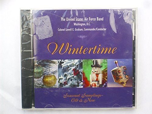 United States AIR Force Band: Wintertime. Seasonal & Sampling's - Old & New.
