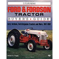 Illustrated Ford & Fordson Tractor Buyer's Guide (Illustrated Buyer's Guide)
