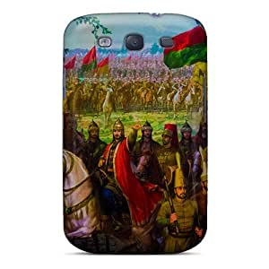 New Style Phonedecor Hard Case Cover For Galaxy S3- Fatih Sultan Mehmet