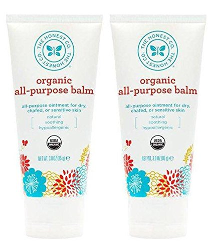 - The Honest Company All Purposed Balm, 3 oz. (Pack of 2)