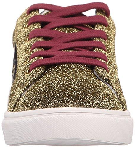 Steve Madden Damen Sm1 Sneakers,/US Womens Gold Multi