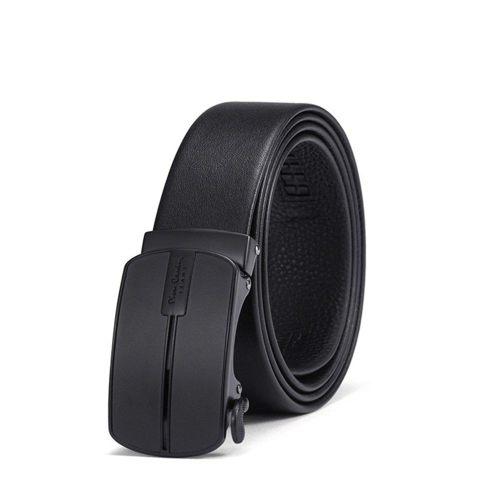 Men's Belt,Automatic buckle Long Business Youth fashion Leisure Belt-A 125cm(49inch)