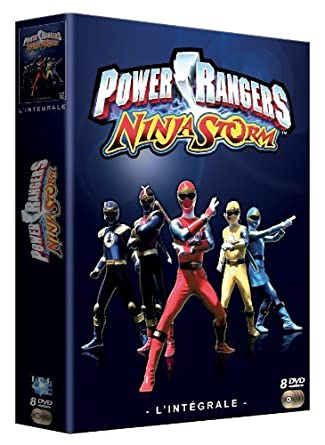 Power Rangers : Ninja Storm - coffret int??grale 38 ...