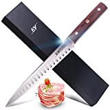 TUO Cutlery Slicing Carving Knife - Full Tang - German 1.4116 Stainless Steel