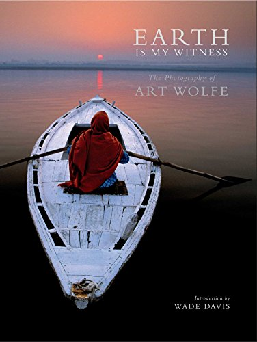 Art Wolfe's definitive opus, Earth Is My Witness represents forty years of expeditionary photography. For the first time, Wolfe presents the three subjects at the heart of his work—landscapes, wildlife, and cultures on the edge of extinction—in a sin...
