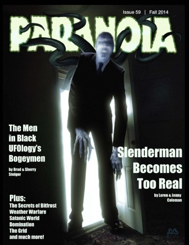 Read Online Paranoia Magazine ISsue 59 - Fall 2014 ebook