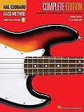 Best Leonard Guitars - Hal Leonard Bass Method - Complete Edition: Books Review