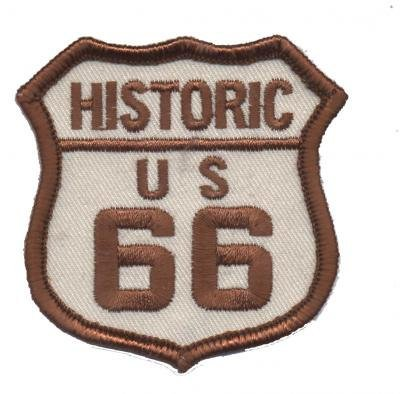 Route 66 Patches - 1