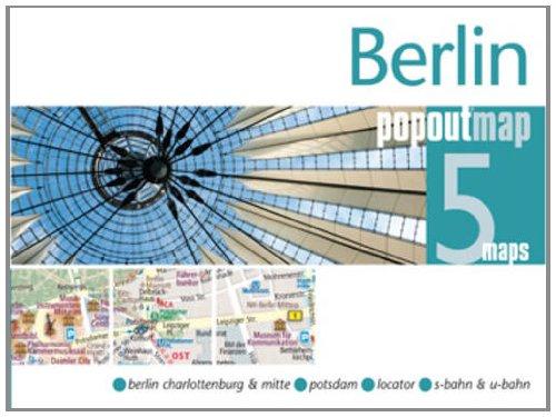 Read Online Berlin PopOut Map (PopOut Maps) pdf epub