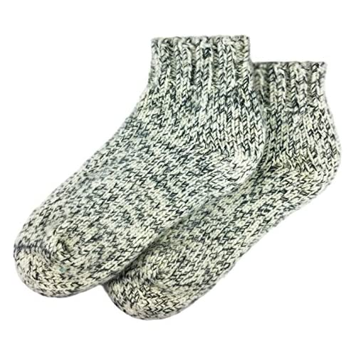 Dachstein Woolwear 100% Austrian Boiled Wool 4 Ply Extreme Warm Ankle Sock Footlet (11)