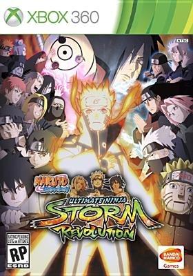Naruto Shippuden (Ultimate Ninja Storm Revolution)[S-NARUTO ...
