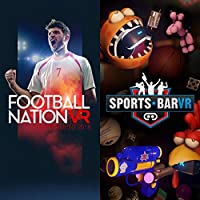 Football Nation VR And VR Football Bundle - PS4 [Digital Code]