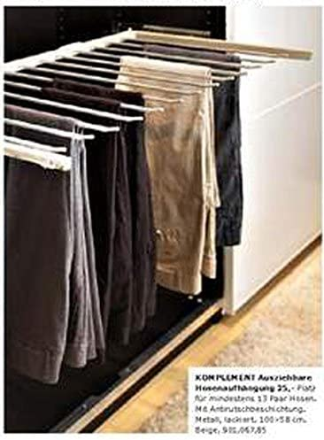 Ikea Percha Para Pantalones Amazon Es Hogar