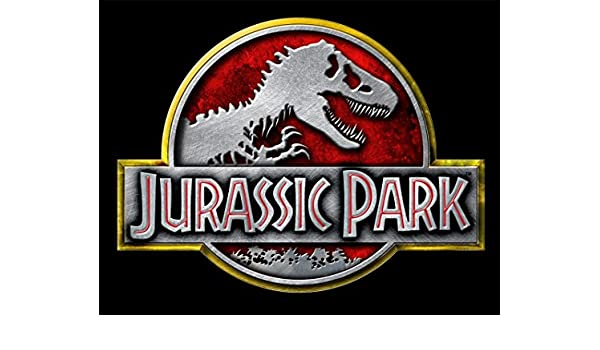 004 Jurassic Park 18x14 inch Silk Poster Seda Cartel Aka ...