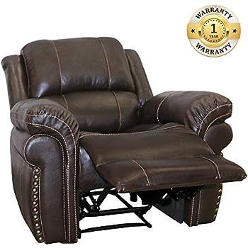 Amazon Com Windaze Manual Recliner Chair Single Living