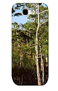 DiVmUvM819pUrGG Case Cover Dwarf Cypress Forest Everglades National Park Florida Galaxy Note 2 Protective Case