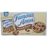 Famous Amos Chocolate Chip Cookies, 1.68 Kg