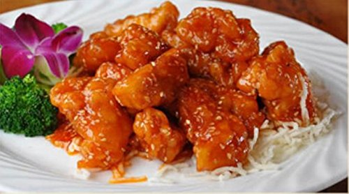 - Panda's Sauce Sweet and Sour Sauce Chow Mein Sauce Stir Fry Sauces Orange Chicken Sauce General Tso's Chicken Sauce Sesame Chicken Sauce Fresh Chili Paste Sauce 20oz (Sesame Chicken Sauce)
