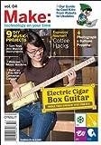 Electric Cigar Box Guitar : Technology on Your Time, Frauenfelder, Mark, 0596100817