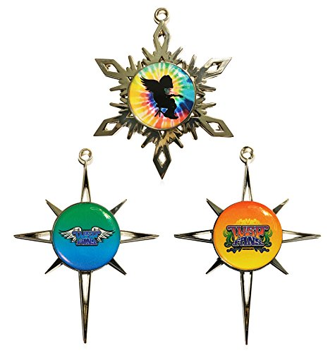 Widespread Panic Fans Ornaments with Mikey Houser LIMITED EDITION (Grateful Dead Tree Christmas)
