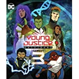 Young Justice Outsiders: The Complete Third Season [Blu-ray]
