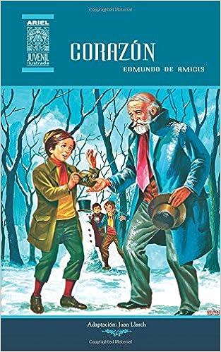 Amazon.com: Corazón: Diario de un niño (Ariel Juvenil ...