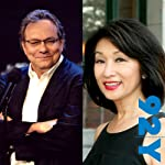 Lewis Black with Connie Chung | Lewis Black