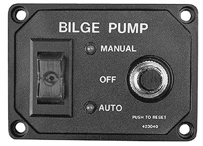 Sea-Dog Line Bilge Pump Switch With Circuit Breaker (Pumps Dog Sea)