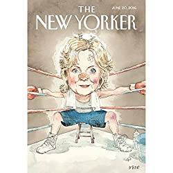 The New Yorker, June 20th 2016 (Jennifer Gonnerman, Raffi Khatchadourian, Louis Menand)