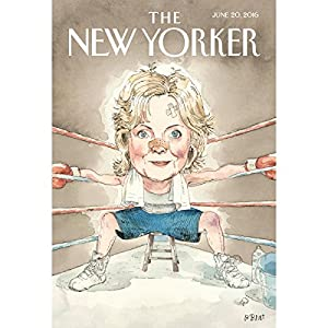 The New Yorker, June 20th 2016 (Jennifer Gonnerman, Raffi Khatchadourian, Louis Menand) Periodical
