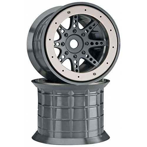 Axial AX8042 8-Spoke Oversize Beadlock (2-Piece)