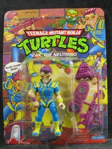 Amazon.com: Teenage Mutant Ninja Turtles Zak, el Neutrino ...
