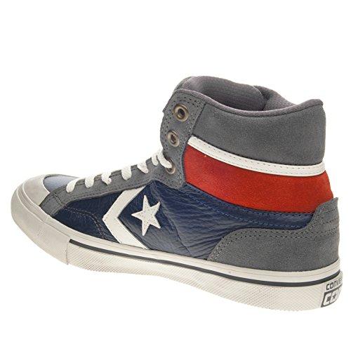 ... Converse Herren Pro Blaze Hi Hightop Sneaker Grau