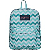 JanSport Superbreak Aqua Dash Zou Bisou