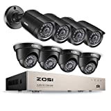 ZOSI 8CH 720P HD TVI DVR 1280TVL HD - Best Reviews Guide