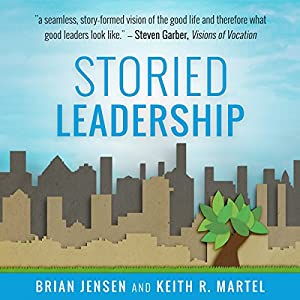 Storied Leadership Audiobook