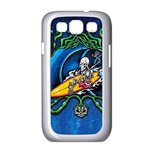 Samsung Galaxy S3 9300 Cell Phone Case White Tube Rider Y1Y6YW