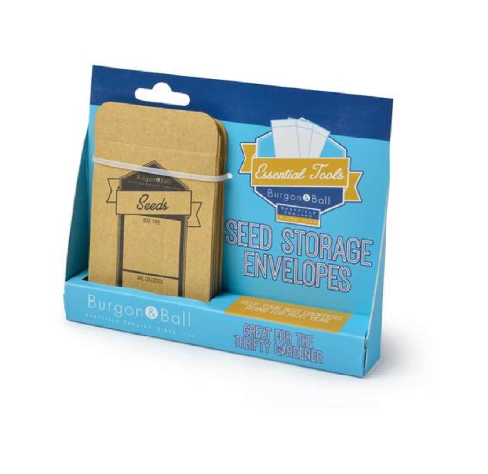 Burgon & Ball GES/SEEDENV Seed Storage Envelopes